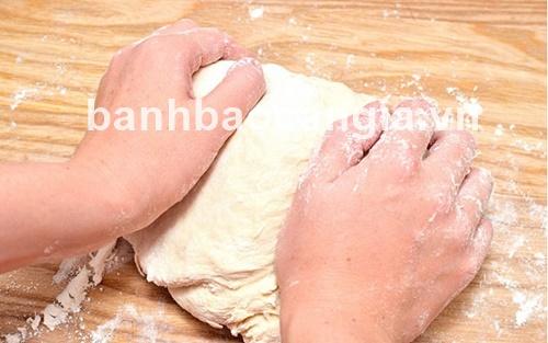 Bánh bao chay Cần Gia đậm đà hương vị